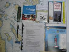 home study navigation course materials